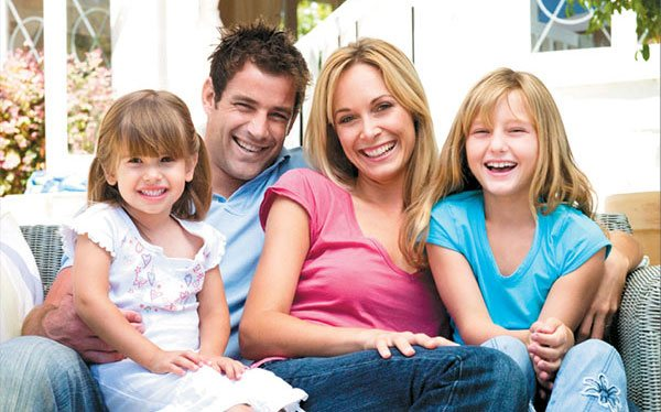family getting comprehensive dental care in Palmdale CA